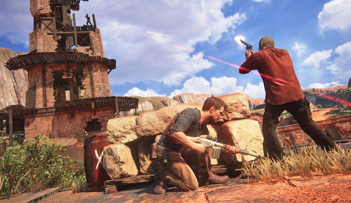 Uncharted 4's Higher Difficulties Kill The Joy Of Combat (Push Square)