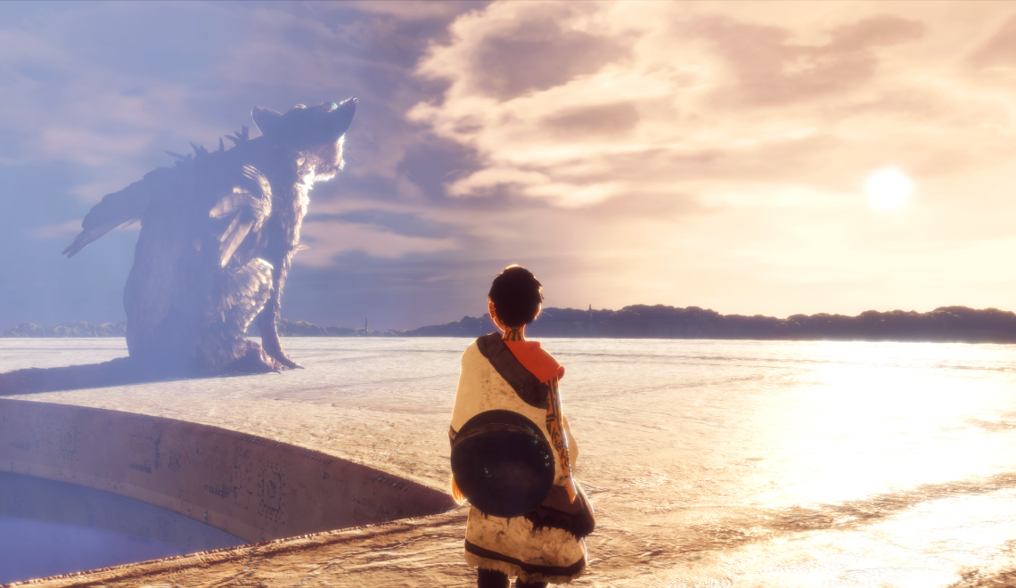 The Last Guardian And The Fruits Of Patience (Gamechurch)