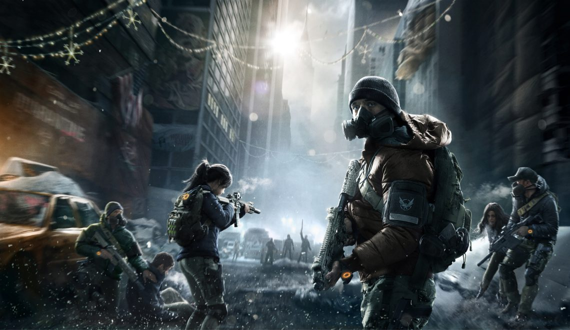 Divisions In Tom Clancy's: The Division: Visual Rhetoric Applied To A Videogame's Transmedia