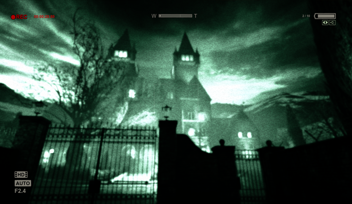 Recording A Nightmare: Outlast And The Remediation Of A Camcorder