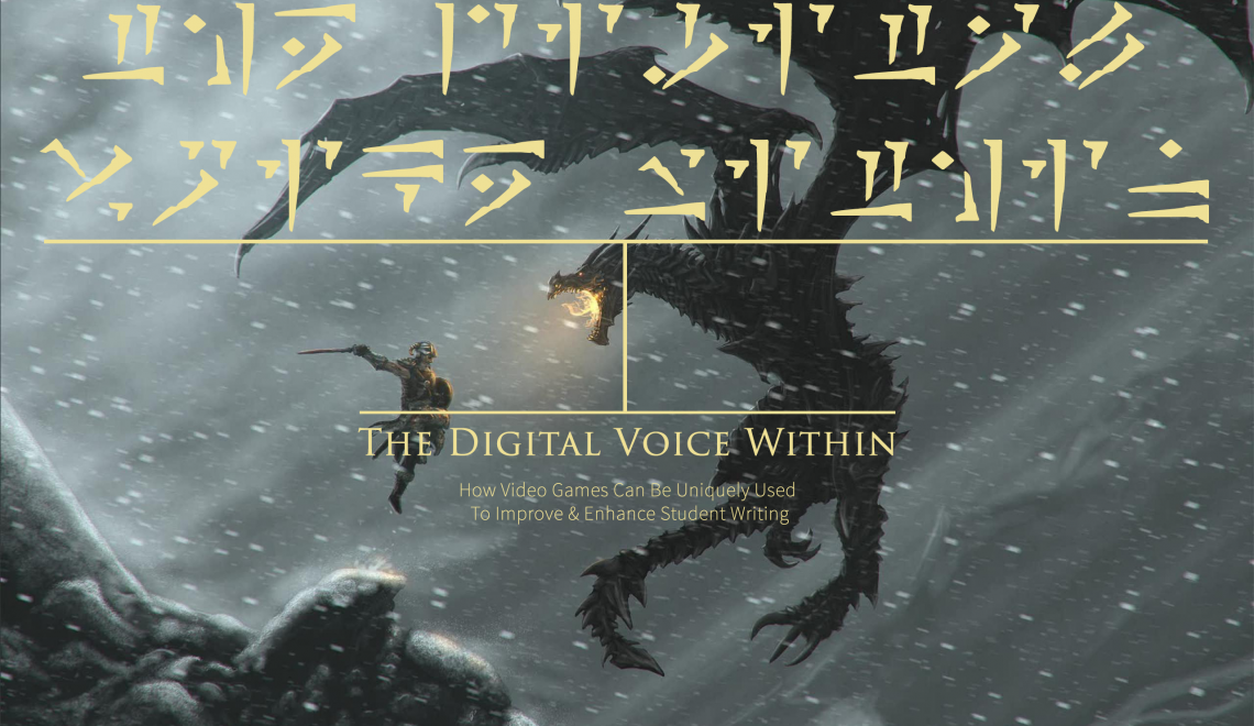 The Digital Voice Within: Teaching Creative Writing With Videogames