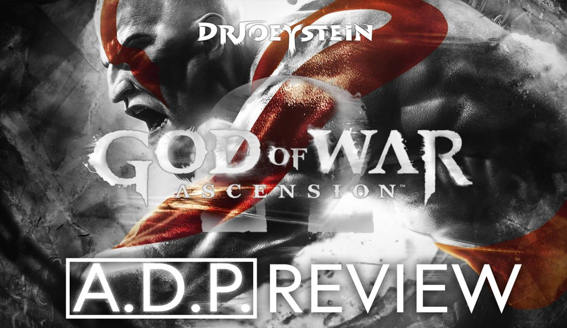 God Of War: Ascension – A.D.P. Review (+Video Review)