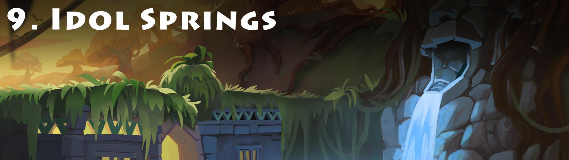 8. Idol Springs