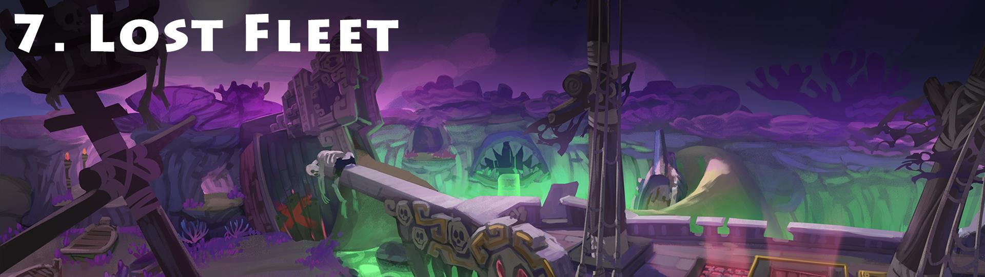 7. Lost Fleet