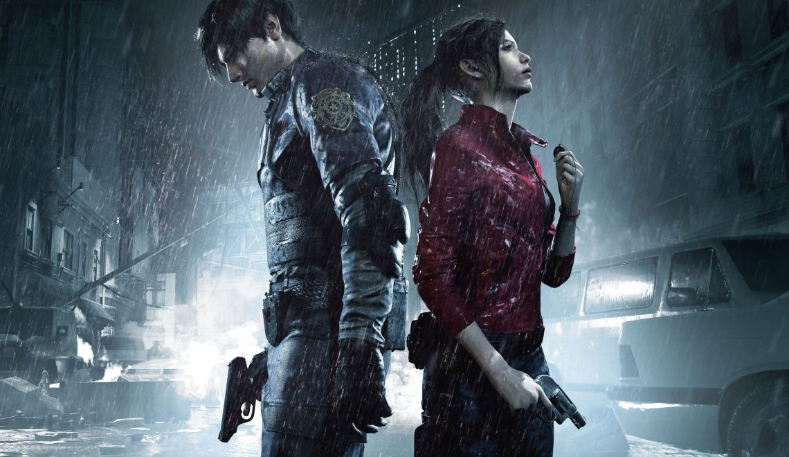 Readjusting Expectations in Resident Evil 2 (LTN)