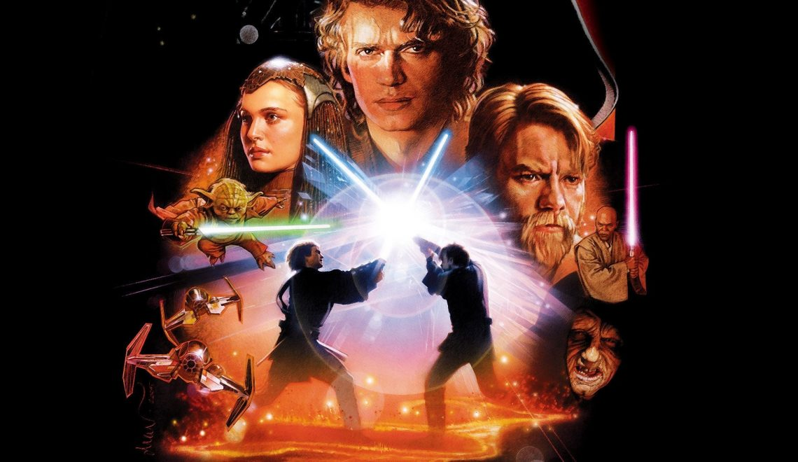 Revenge of the Sith and Cold Love (LTN)